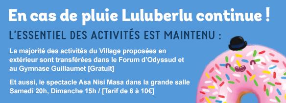 Festival Luluberlu Blagnac